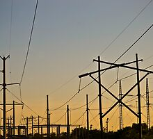 Lighting Grid by marz808