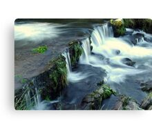 The Water Fall Canvas Print
