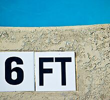 6ft Pool Sign by marz808