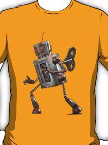 Wind-up Robot T-Shirt