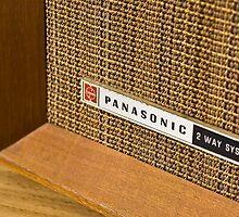 Panasonic Radio by marz808