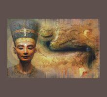 nefertiti by arteology