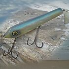 Striper Xpert Surf Slapper Antique Fishing Lure - Deep Sea by MotherNature