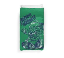 Machine of Madness Duvet Cover