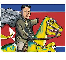 North Korea Kim Jong-Un by RBTOENESSX