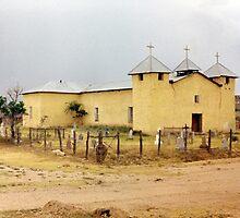 San Jose Church in Colonias New Mexico by mandellphotos