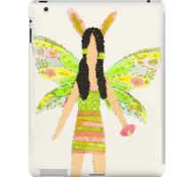 Handmade Easter Fairy iPad Case/Skin