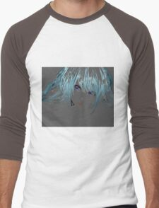 Anime Men's Baseball ¾ T-Shirt