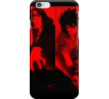 Contrasting Brothers iPhone Case/Skin