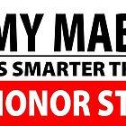 My Mabari is Smarter [Black] by Karlika