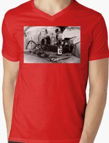 A1 Beer Mens V-Neck T-Shirt