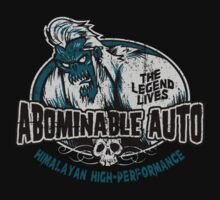 Abominable Auto by HeartattackJack