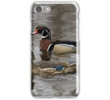 Wood Ducks iPhone Case/Skin