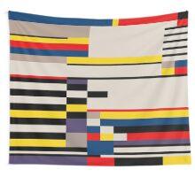 ASYMMETRY Wall Tapestry