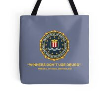 Arcade Winners Dont Use Drugs Tote Bag