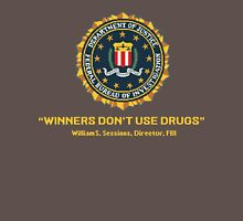 Arcade Winners Dont Use Drugs Unisex T-Shirt