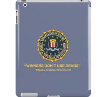 Arcade Winners Dont Use Drugs iPad Case/Skin