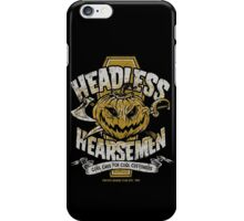 Headless Hearsemen iPhone Case/Skin