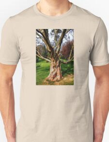 Twisting To Nature's Tune Unisex T-Shirt