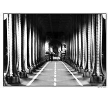 Spooky Photographic Print