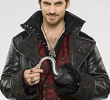 Once Upon A Time - Hook  by Arya89