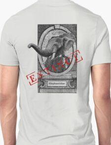 Elephantidae Exstinta T-Shirt