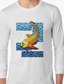 Little Red Fish Long Sleeve T-Shirt