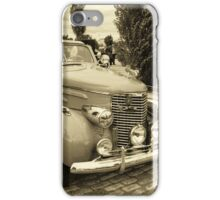 Cadillac Roadster iPhone Case/Skin