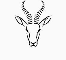 Springbok head Unisex T-Shirt