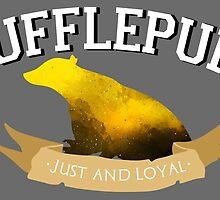 Hufflepuff by KershawDesigns