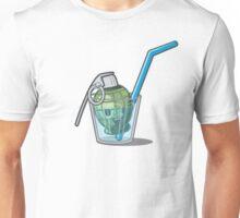 Green Grenade in Lemonade Unisex T-Shirt