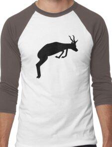 Springbok Men's Baseball ¾ T-Shirt