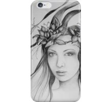 Beltane Faerie iPhone Case/Skin