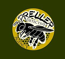Preller Detective Agency by Laura Spencer