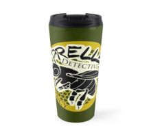 Preller Detective Agency Travel Mug