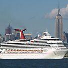 Cruise From Manhattan by TerrieK