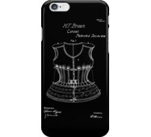Adorable Vintage Corset iPhone Case/Skin