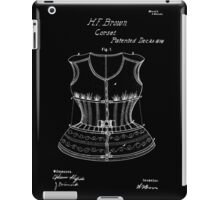 Adorable Vintage Corset iPad Case/Skin