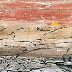 Chinese landscape by dominiquelandau
