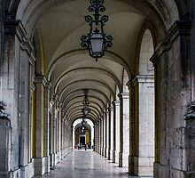 Under The Arches by Wrayzo