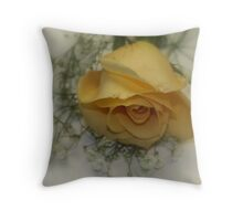Parched but pure! Throw Pillow