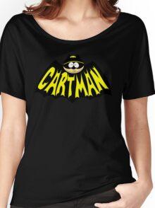 Cartman 1960's Logo Mashup Women's Relaxed Fit T-Shirt