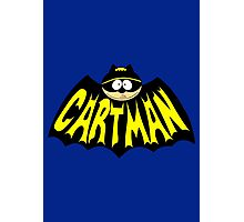 Cartman 1960's Logo Mashup Photographic Print