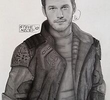 Star Lord by Steve Nice
