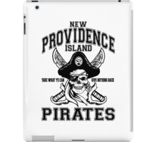 New Providence Island Pirates iPad Case/Skin