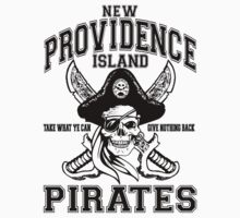 New Providence Island Pirates Kids Clothes