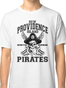 New Providence Island Pirates Classic T-Shirt