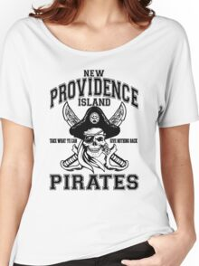 New Providence Island Pirates Women's Relaxed Fit T-Shirt