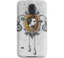 The Watchmaker (white version) Samsung Galaxy Case/Skin