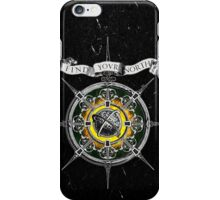 Find your North (black version) iPhone Case/Skin